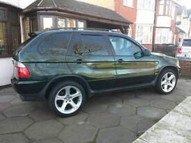 BMW X5 RARE MANUAL