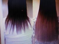Micro ring Hair Extensions - MODELS Required