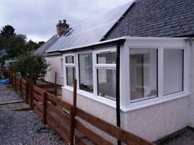 3 Bedroom farm cottage in Farr- furnished or unfurnished