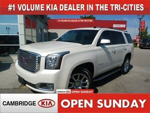 2015 GMC Yukon DENALI / LEATHER / NAV / 59KM