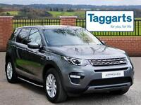 Land Rover Discovery Sport TD4 SE TECH (grey) 2016-01-29
