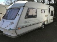 Jubilee viceroy 17ft 1996 spares or repair is good for camper conversion