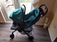 Kids travel system/ buggy