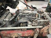 Iveco eurocargo 7.5 ton engine 4 cylinder tector £750