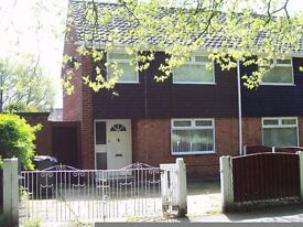 Knowsley Village. 3 bed semi. Private landlord. No rip-off agent fees. Sugar Lane L34 0ES.