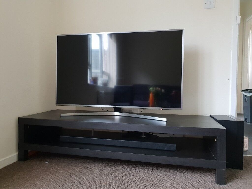 Ing Samsung 49 Tv K450 Soundbar With Subwoofer And Stand Can