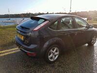 Ford focus 1.6 petrol new mot 62000 miles