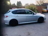 subaru impreza wrx, 2.5 turbo, 07, hpi clear, bargain £4295 ono, px ???