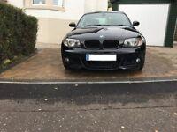 BMW 120d Coupe MSport manual