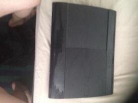 One ps 3 normal and one slim