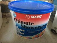 New 15kg tile adhesive