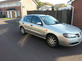 Nissan Almera Spares or repair