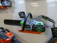 NEW CHAINSAW - E-GO Power CS1401E