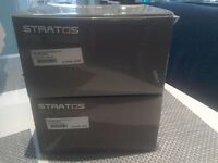 2x fox stratos fishing reel brand new in box