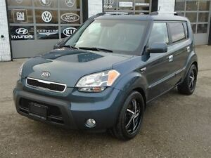 2010 Kia Soul 2.0L 4u Blue Tooth SIKK WHEELS