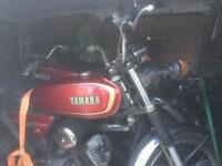 Wanted Old motorcycles 60s through to 80s Wanted