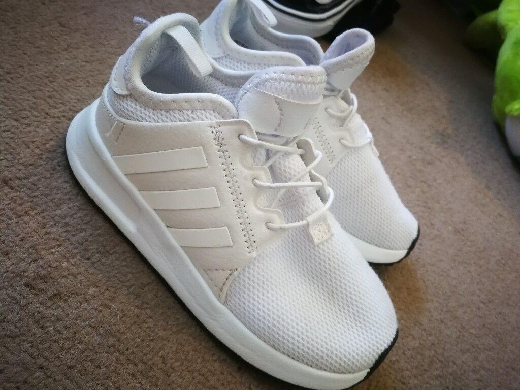 adidas trainers kids size 9