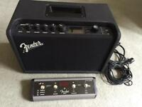 Fender Mustang GT40 Amp & Fender MGT-4 Footswitch
