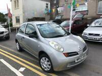 53 plate Nissan micra 1.2 s new mot, very clean low mileage car just 61k
