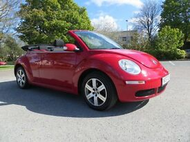 volkswagen beetle convertible three lady owners immaculate condition