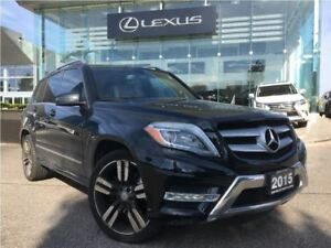 2015 Mercedes-Benz GLK-Class 350 Navi Backup Cam Bluetooth Sunro
