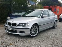 BMW 330D MSPORT FULL MOT SERVICE HISTORY HPI CLEAR PX WELCOME