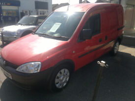 VAUXHALL COMBO 1.3CDTI 2008 ONLY 51,000 MILES