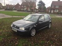 2003 Volkswagen Golf GTI turbo