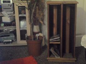 DVD/CD Storage Rack