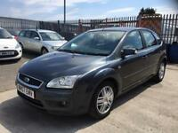 2008 Ford Focus Ghia 1.8 tdci 5 door hatchback 12 month mot genuine low mileage