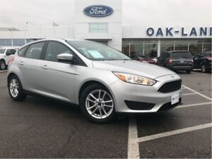 2016 Ford Focus SE,Fin at 1.9% upto 72 Months+Ext Warranty Inc