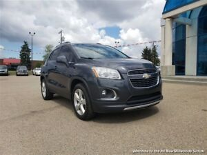 2014 Chevrolet Trax LTZ-AWD-ACCIDENT FREE-LOW MONTHLY PAYMENTS!!