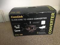 CAMLINK CVC100 CINE to VIDEO CONVERTER BOX