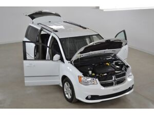 2017 Dodge Grand Caravan Crew Plus Cuir*Stow'N'Go*Camera Recul*