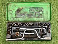Vintage Super Socket Set