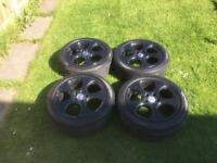 Vw golf gti alloys