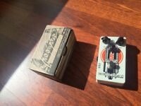 Catalinbread Formula 5 Overdrive/distortion pedal. Like new with box.