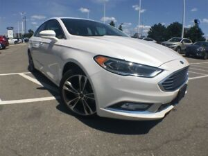 2017 Ford Fusion Titanium+Fin From 0% upto 84 Months!1