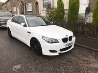 Outstanding version of the 5 series. Service History. MOT. Perfect condition inside and out.