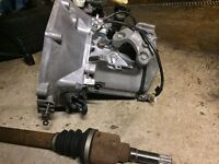 Peugoet 207 gearbox 1.4 8fs