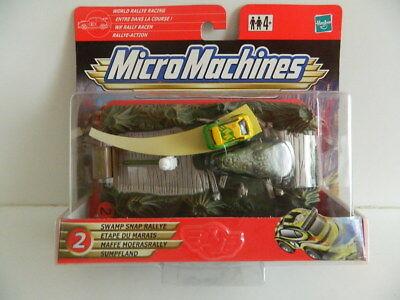 == Micro Machines Ralley Action 2 = Neu / Ovp ==