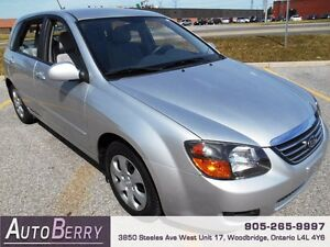 2009 Kia Spectra5 LX *** Certified and E-Tested *** $3,999