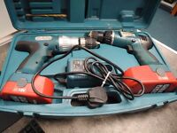 Boschmann 18V drill spares and repairs