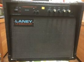 Laney bass amp - spares or repair