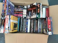 Job lot DVD's & Boxset's ( 12 assorted boxes)