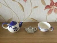 Whittard Teacup and Saucer for one