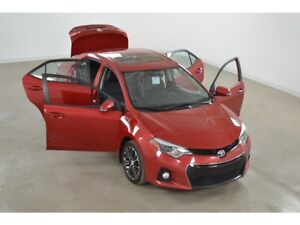 2014 Toyota Corolla S Toit Ouvrant*Mags*Demarreur a Distance