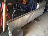 Under window/ conservatory radiator
