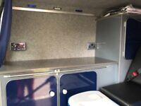 Self build campervan for sale