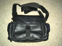 Antler video camcorder Bag in Black